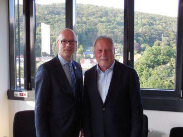 Bernd Hedtmann zum neuen 1. Vorsitzenden gewählt