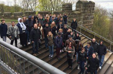 Erasmus+-Projekt zu Gast in Porta Westfalica