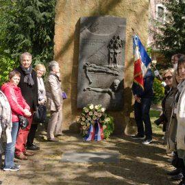 Besuch der Amicale de Neuengamme et de ses Kommandos