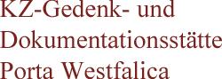 KZ-Gedenk- und Dokumentationsstätte Porta Westfalica